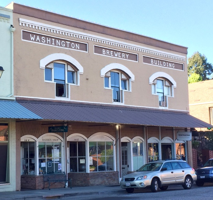 Washington Brewery
