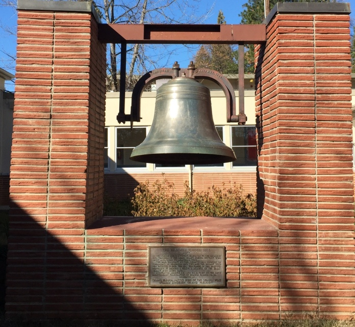 Bell Hill School Bell